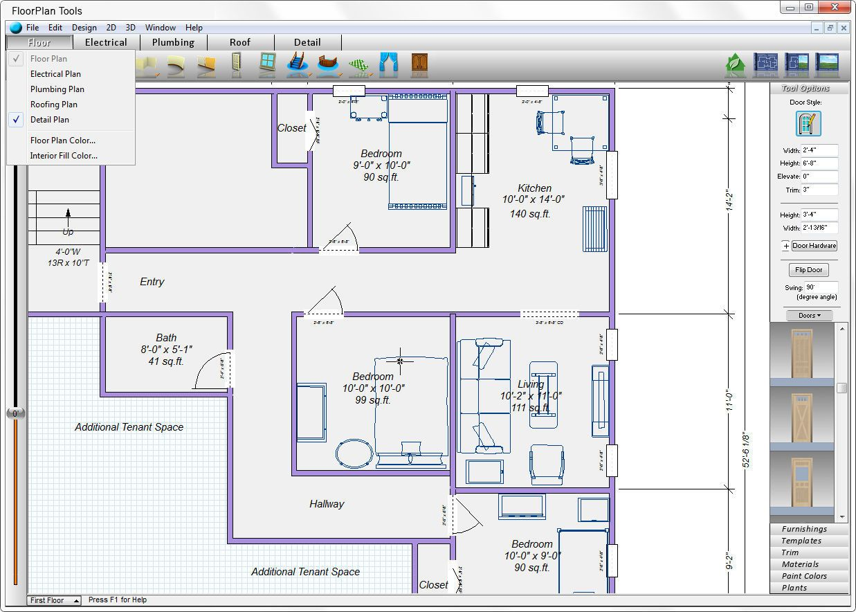 The Best Free House Floor Plan Software For Mac And Description In 2020 Floor Plan Creator Floor Plan App Floor Plan Design