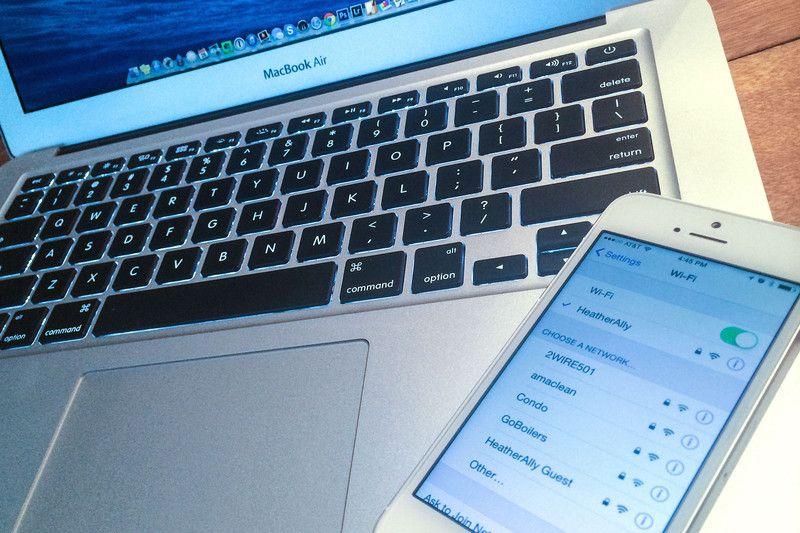 Comment partager la connexion internet de votre Mac ? - http://bit.ly/1ytw2Gi