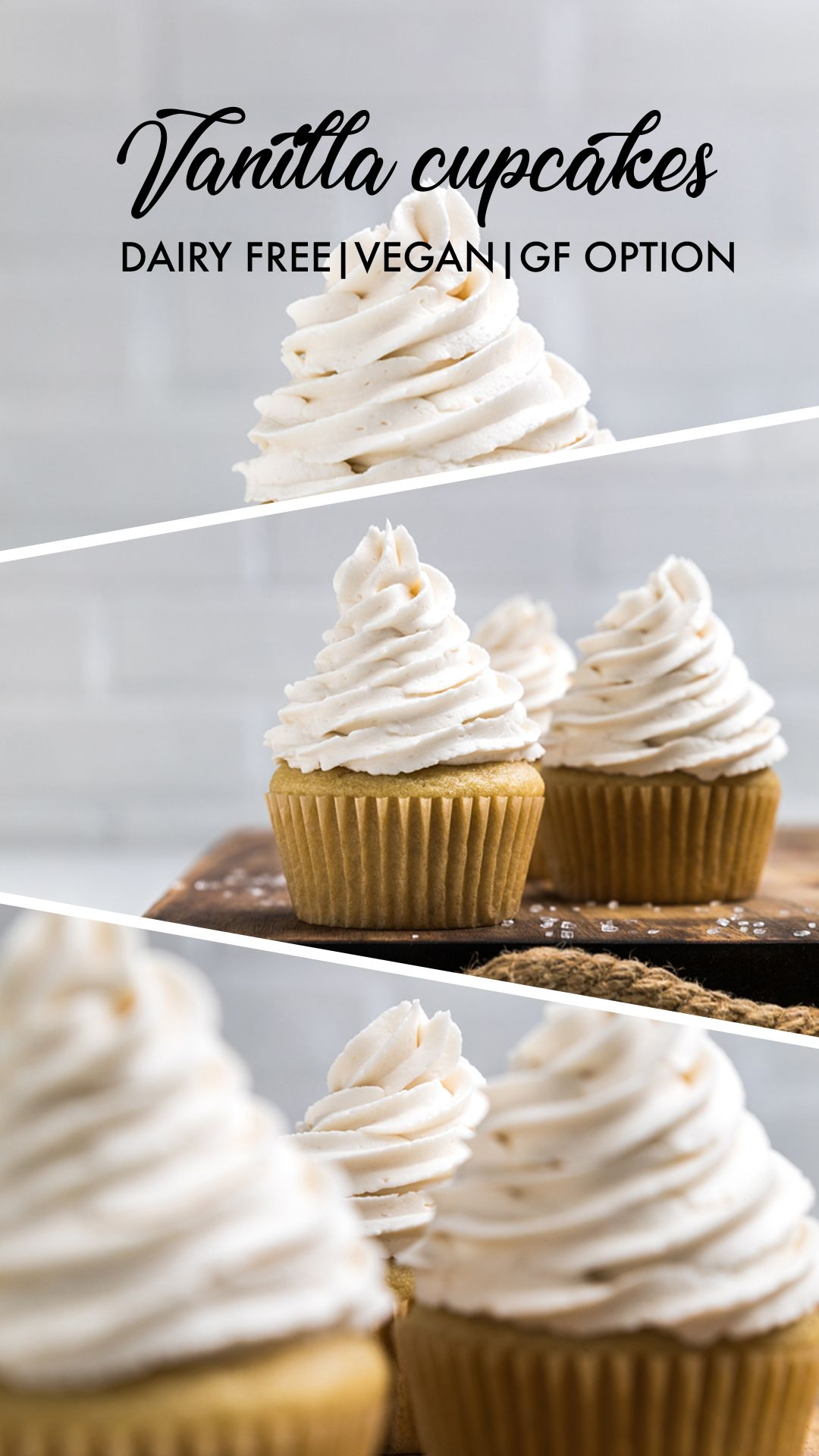 Dairy Free Vanilla Cupcakes Vegan Make It Dairy Free Dairy Free Cupcakes Dairy Free Vanilla Cake Dairy Free Cake