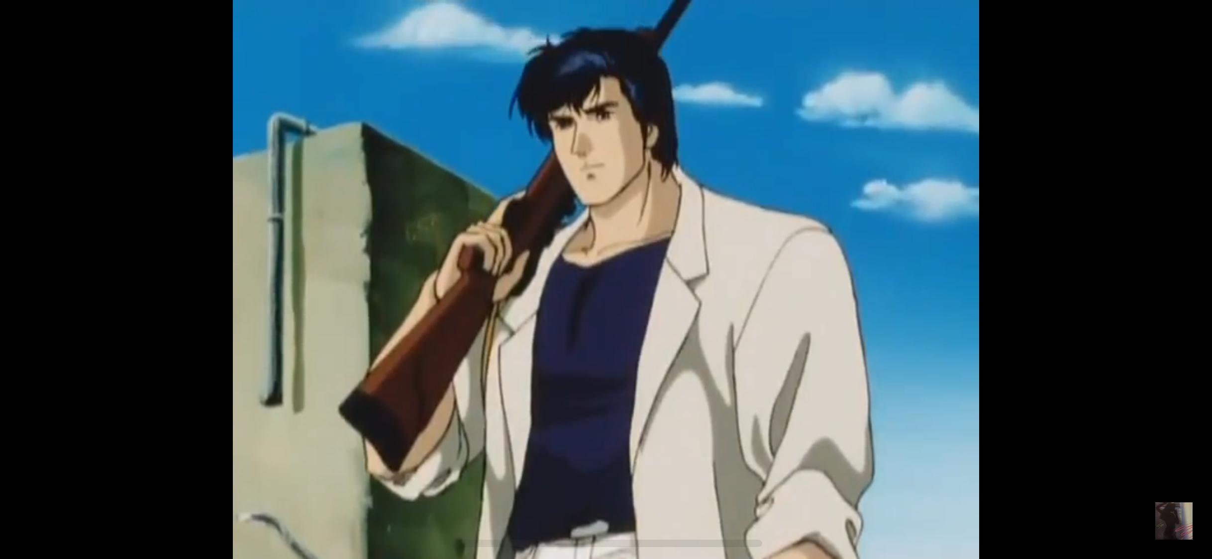 Ryo Saeba City Hunter
