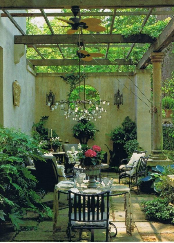 wintergarten ideen grüne oase-gestalten tipps-pflanzenpflege ... - Ideen Tipps Gestaltung Aussenraume