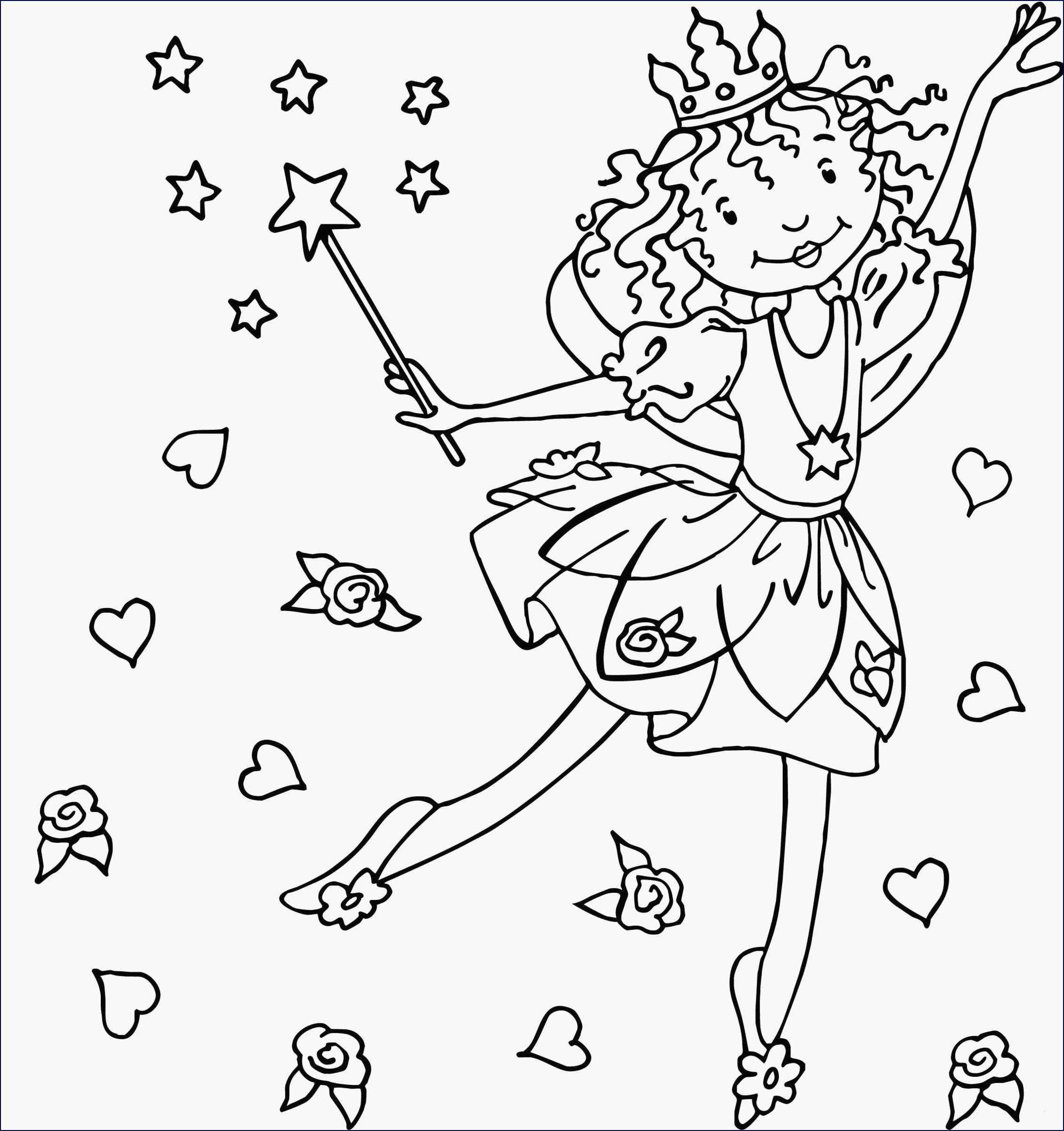 Pin von Lucy auf Prinzessinnen Geburtstag  Lillifee ausmalbild
