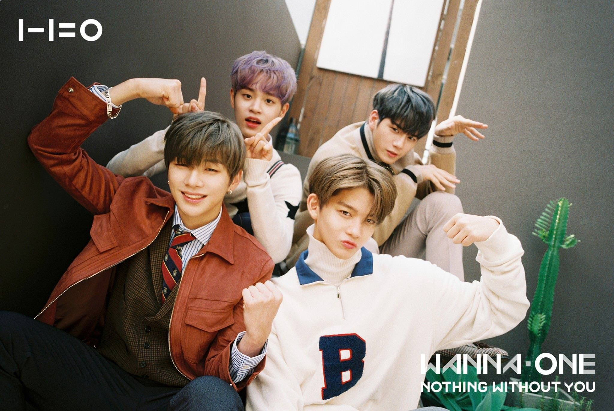 Mv Album Review Wanna One 1 1 0 Nothing Without You