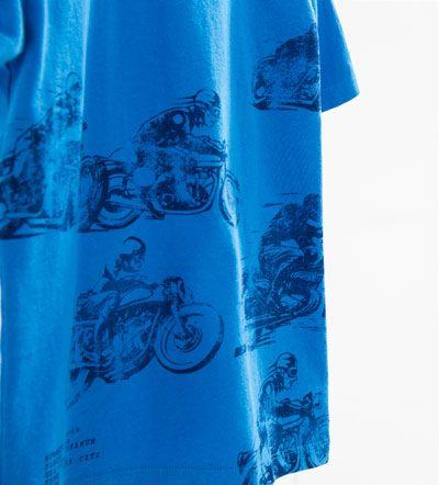 Imagem 6 de T-shirt motos da Zara