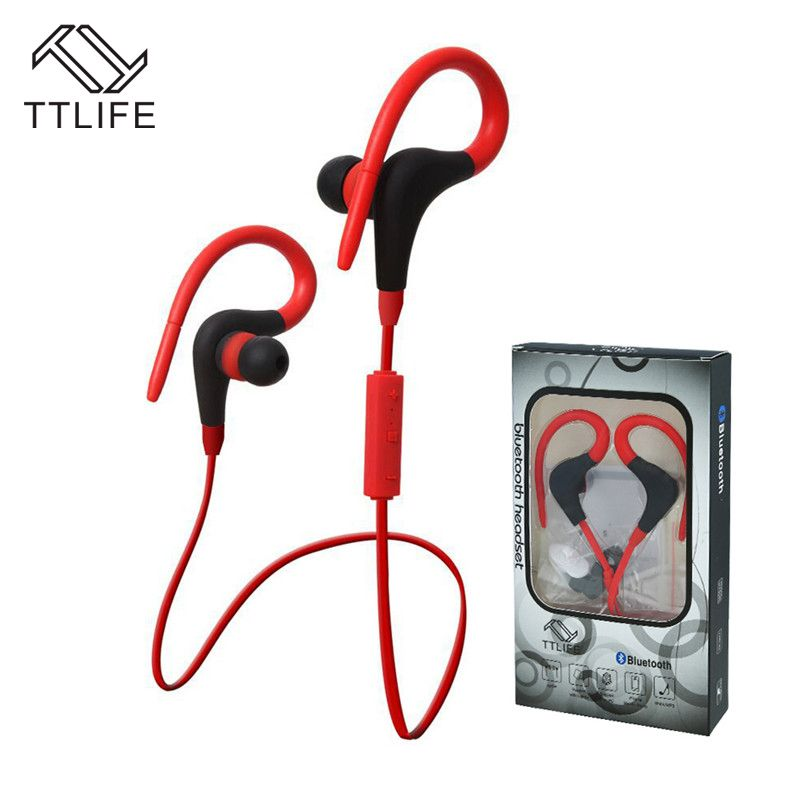 htc innovation headphones. ttlife high quality earphone bluetooth running sport headset wireless hifi headphone microphone for htc huawei htc innovation headphones