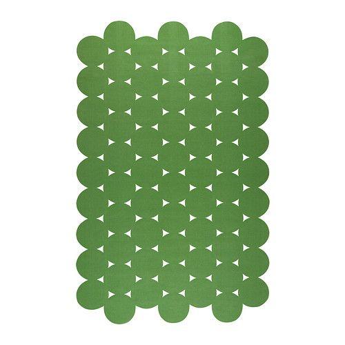 IKEA PS 2012 Tæppe, fladtvævet - grøn - IKEA kr. 699,-