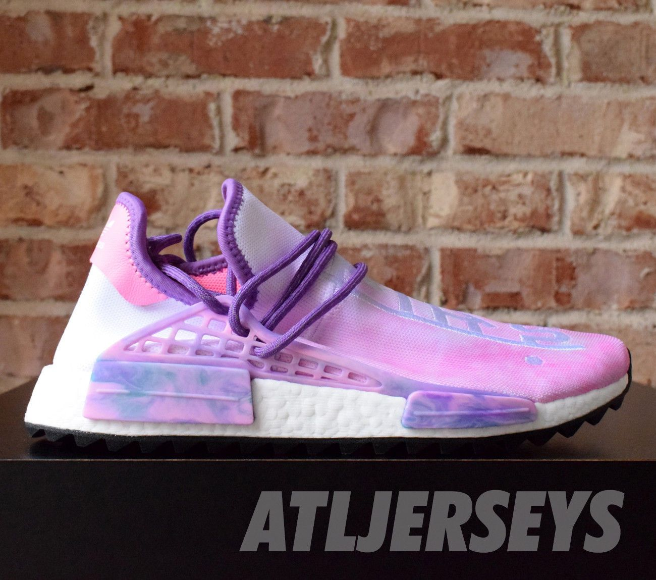 cheap for discount acc82 7db61 359.99 USD | Adidas PW HU HOLI NMD MC Human Race Pink Glow ...