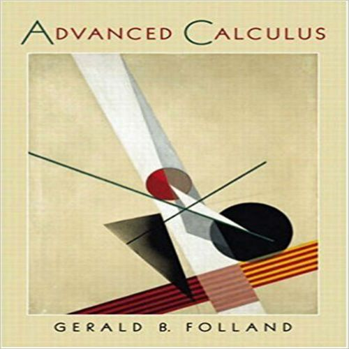 Download full solutions manual for advanced calculus 1st edition by download full solutions manual for advanced calculus 1st edition by folland pdf free 9780130652652 0130652652 gerald fandeluxe Images