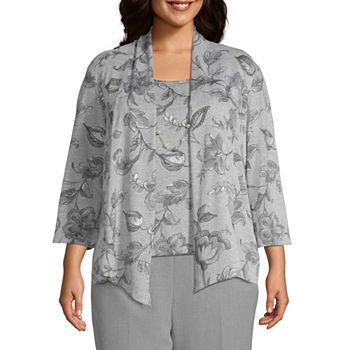 44562664f0d Plus Size Tops for Women - JCPenney