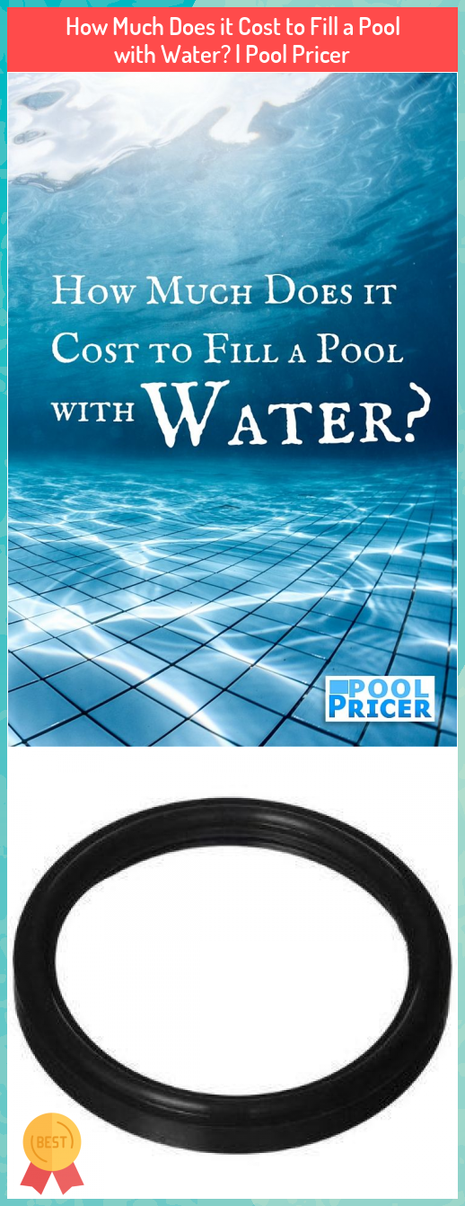 How Much Does It Cost To Fill A Pool With Water Pool Pricer My Blog In 2020 Pool Water Delivery Service Water