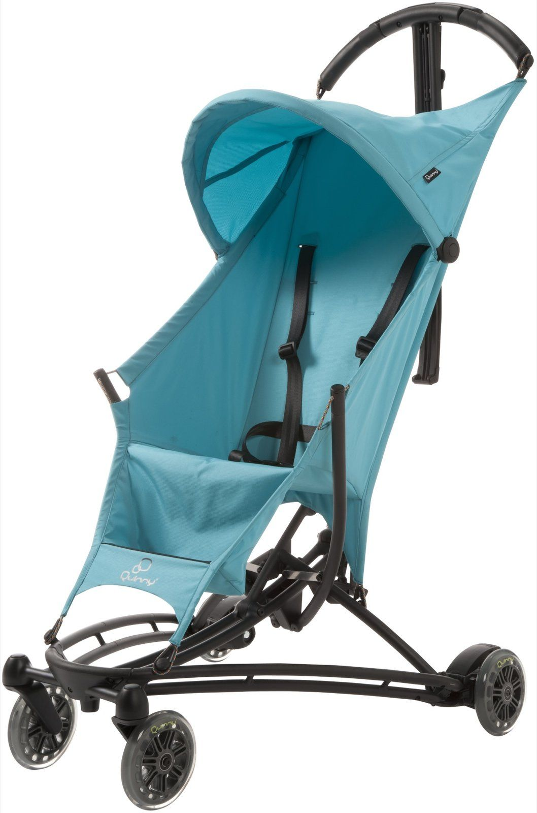 Quinny Yezz Stroller Blue Loop Free Shipping Quinny