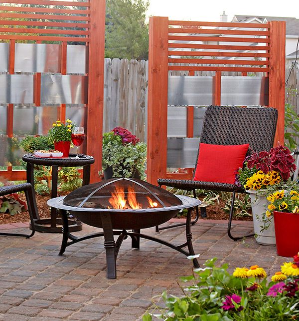 Perfect Ideas For Outdoor Privacy   Page 7 Of 11