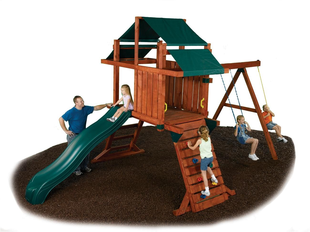 Building A Toddler Playground Sets Dreamcatcher Diy Custom Play