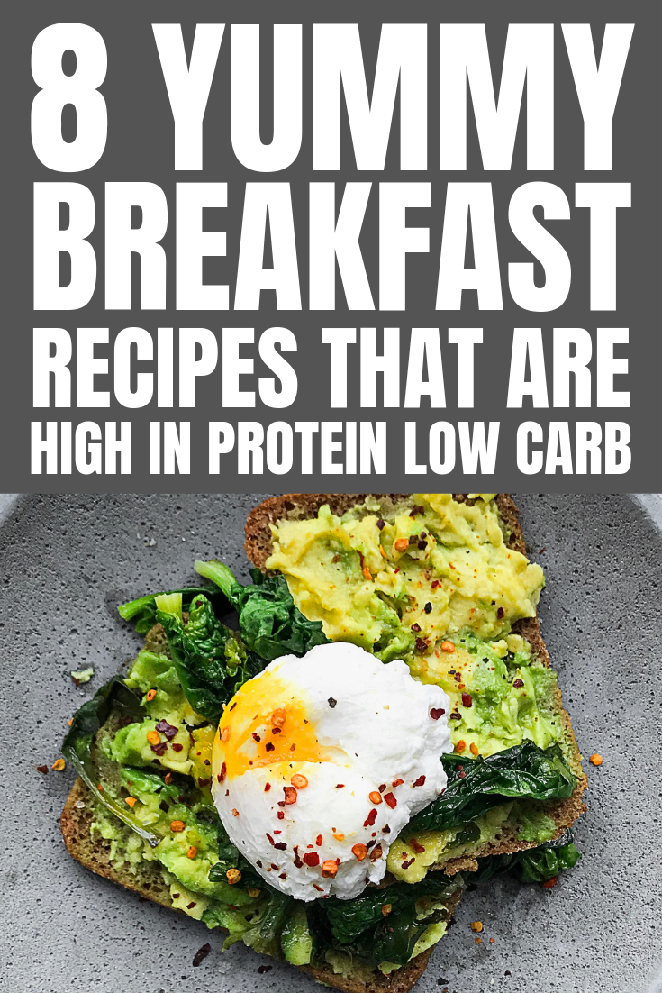 8 High Protein Clean Eating Breakfast Ideas - HIIT
