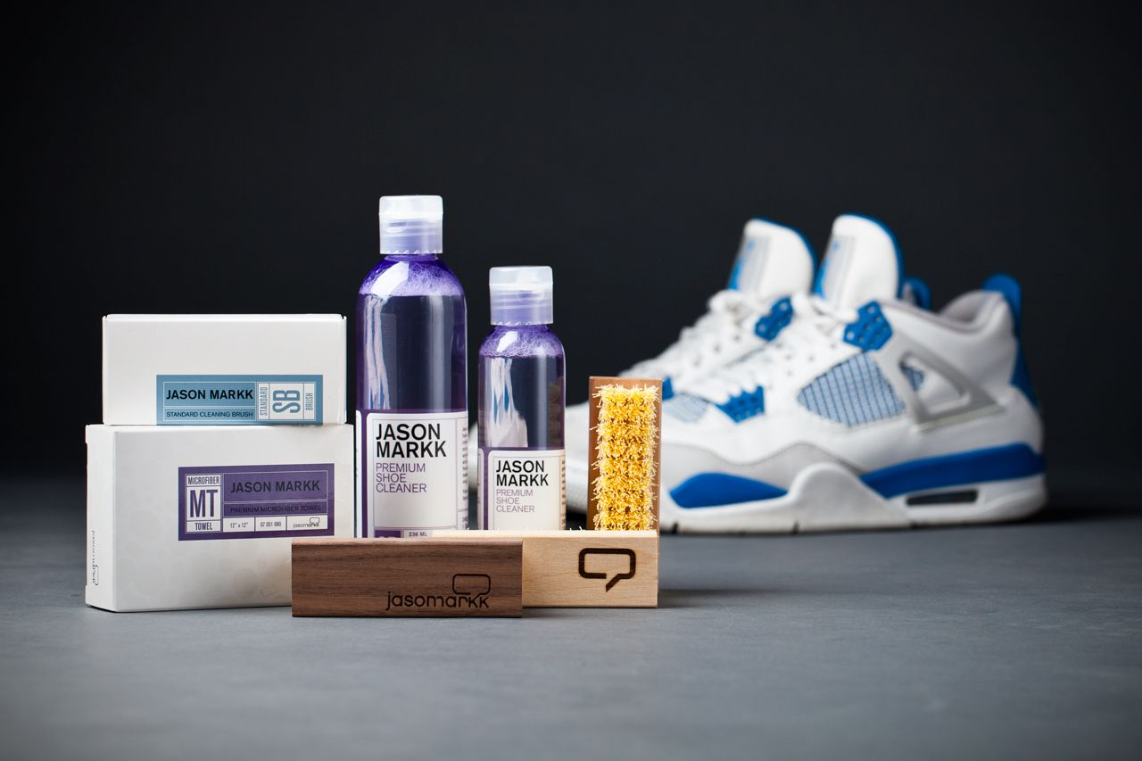 THE BEST - Jason Markk Premium Sneaker Cleaning Kit 222c76279579