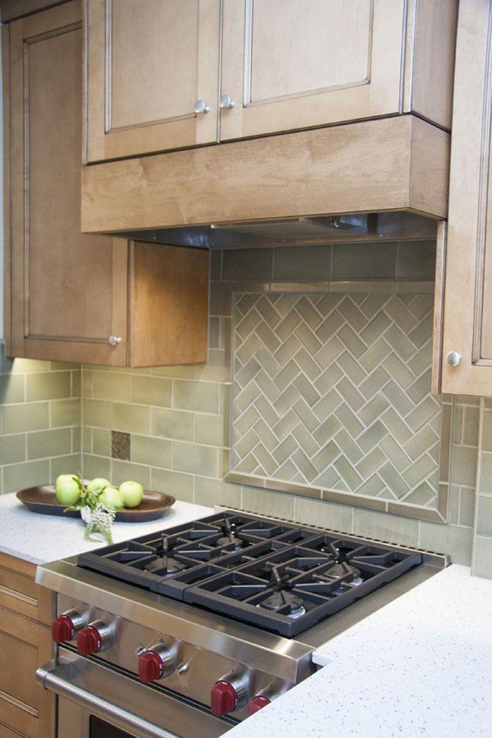 Textured Backsplash Kitchen Pratt Amp Larson Kitchen Backsplash Cottage Kitchen Cabinets Kitchen Design Help