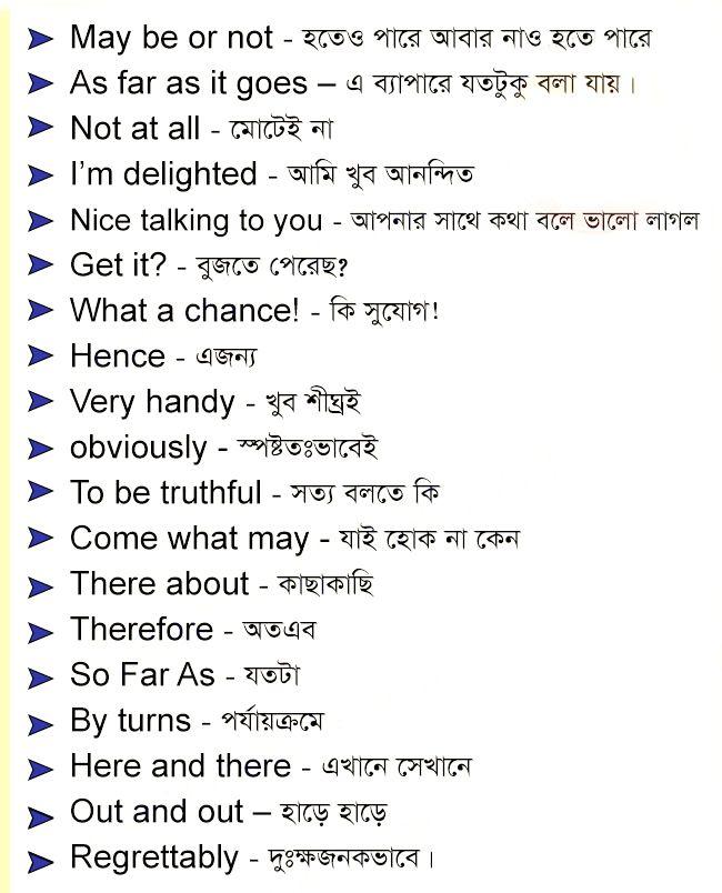 Spoken English Material Pdf