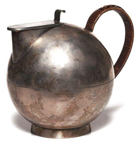 focusdamnit Bauhaus Tea Pot Tea pots, Bauhaus