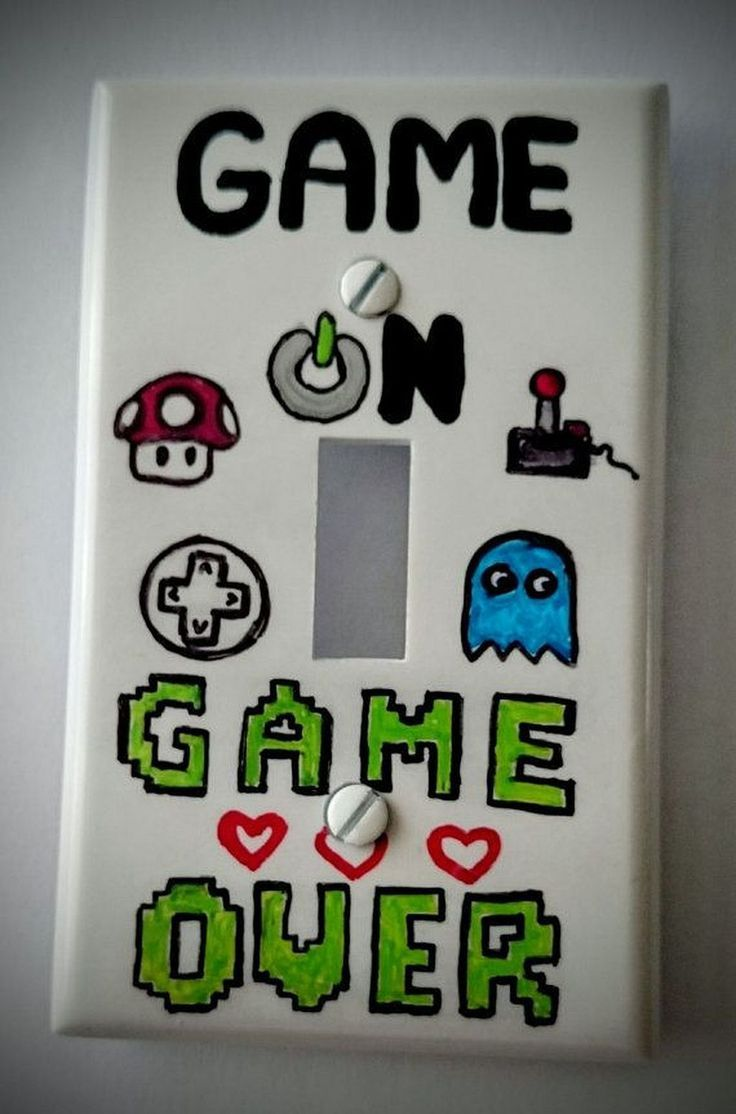 Awesome Gamer Room Decoration Ideas (31), # #gamerroom