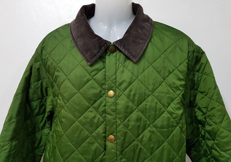Vintage Barbour Jacket Coat Mens Spring Jacket Quilted Etsy Men S Coats And Jackets Mens Spring Jackets Spring Jackets [ 2105 x 3000 Pixel ]