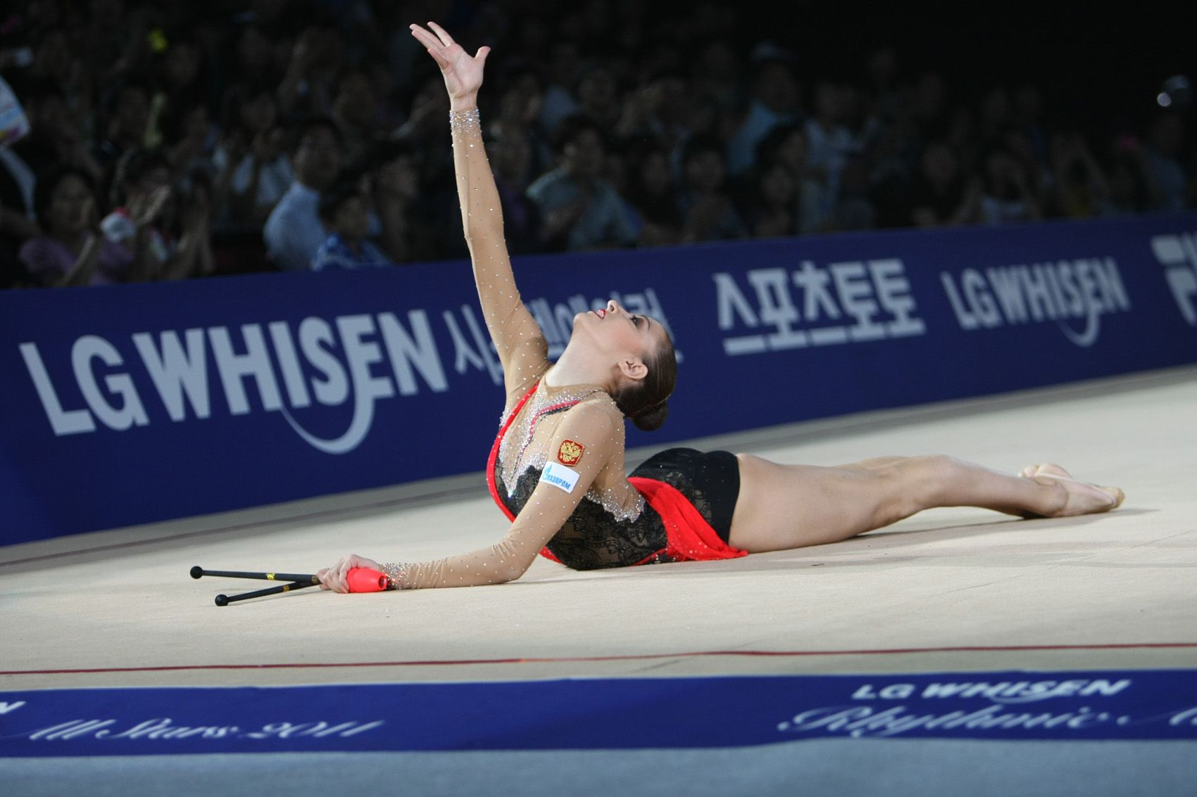 Son Yeon Jae | LG WHISEN Rhythmic All Stars 2011 | #rhythmic #gymnastics