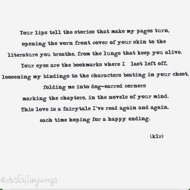 """Poems And Quotes About Life And Love: """"Happy Ending"""" Poem Poems Poetry Klr Quotes Life Love"""