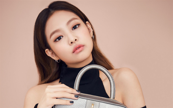Download Wallpapers Jennie Kim 4k Portrait South Korean
