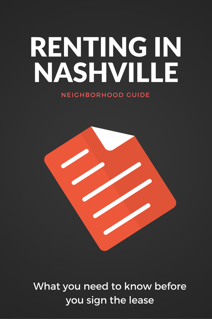 Whereu0027s The Best Place To Rent In Nashville? Find Out With The Nashville  Neighborhood Guide