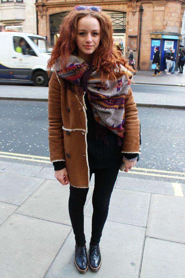 winter boho style Google Search | Indie fashion, Boho