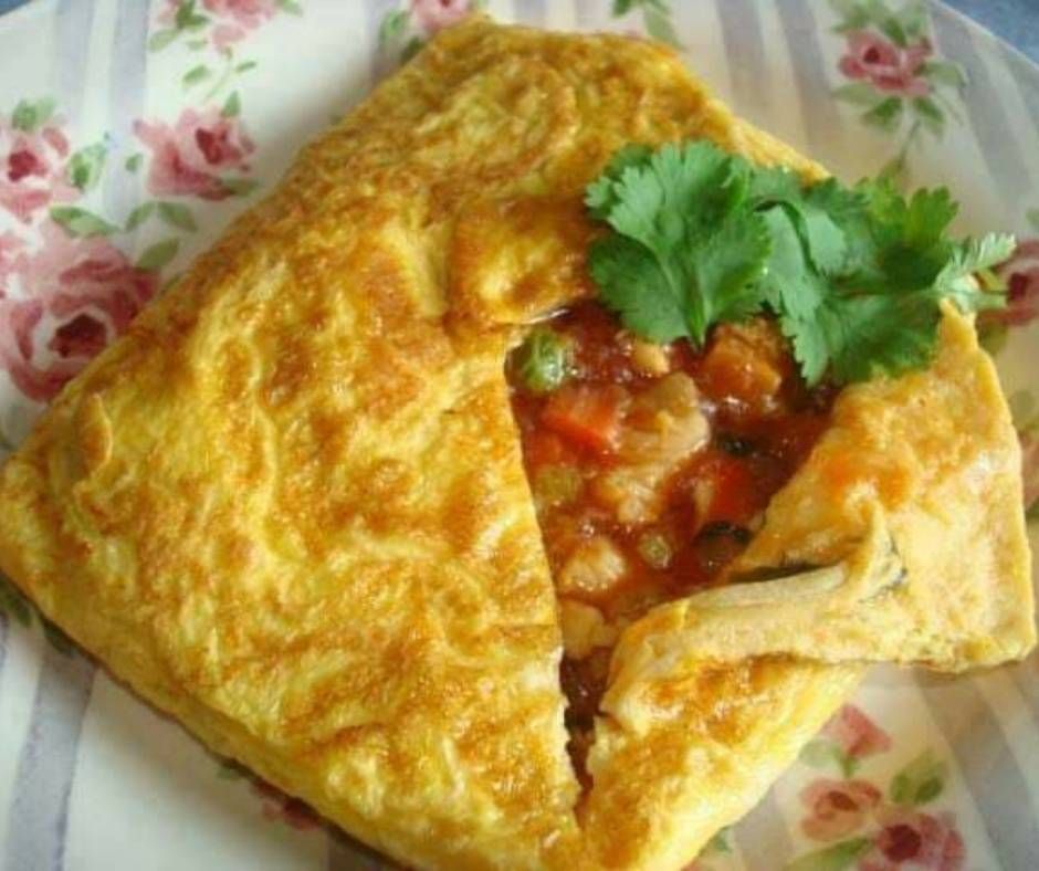 Resipi Telur Bungkus Yang Senang Dimasak Tapi Sedap Rasa Cooking Recipes Food Recipes
