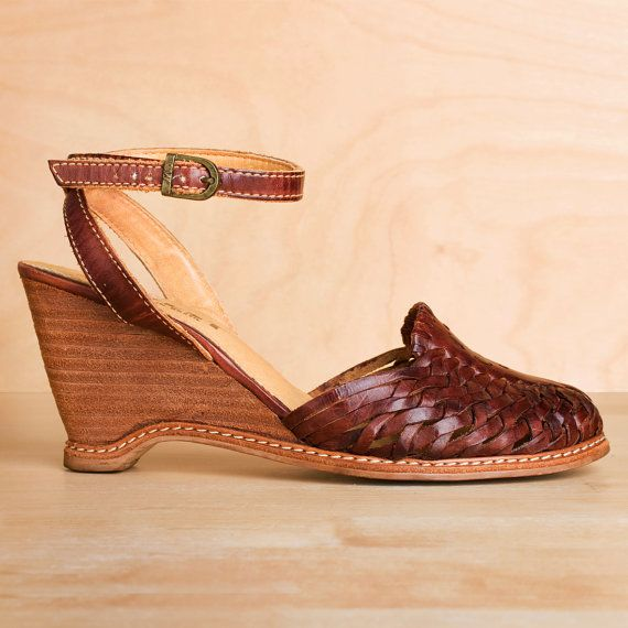 8e8a3259511 Pin by Victoria Malone on Vintage 9 west huaraches wedges
