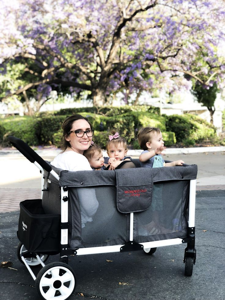 I LOVE this wagon perfect stroller for multiples Kids