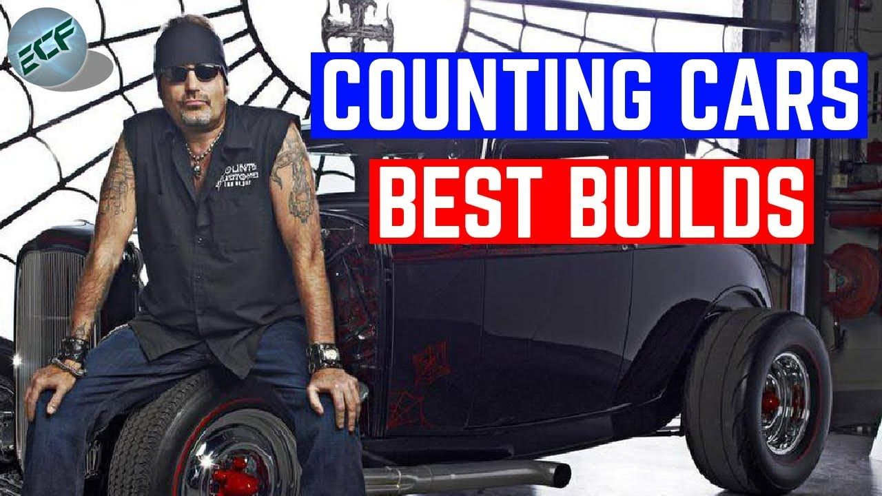 Counting Cars Cars Restored by Count's Kustoms crew