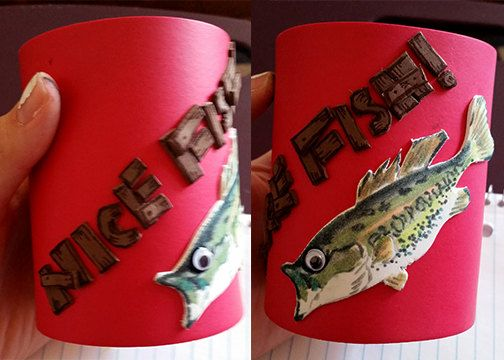 Nice Fish by JessicaRyan24 on Etsy
