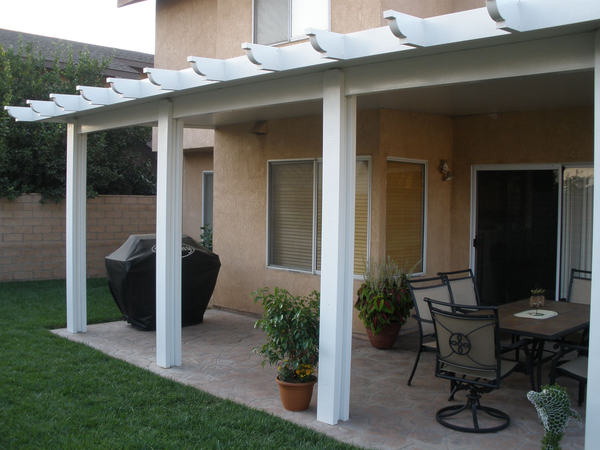 mobile home update patio cover Google Search Patio