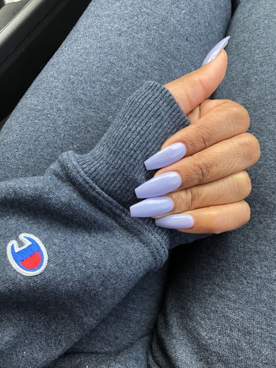 Photo of Coffin – Ballerina Style Nails ideas to inspire | Useful İdeas