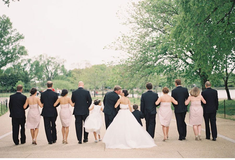 Our Muse - Soft Pink Wedding - Be inspired by Sue & Gregg's soft, pink wedding - wedding, invitations