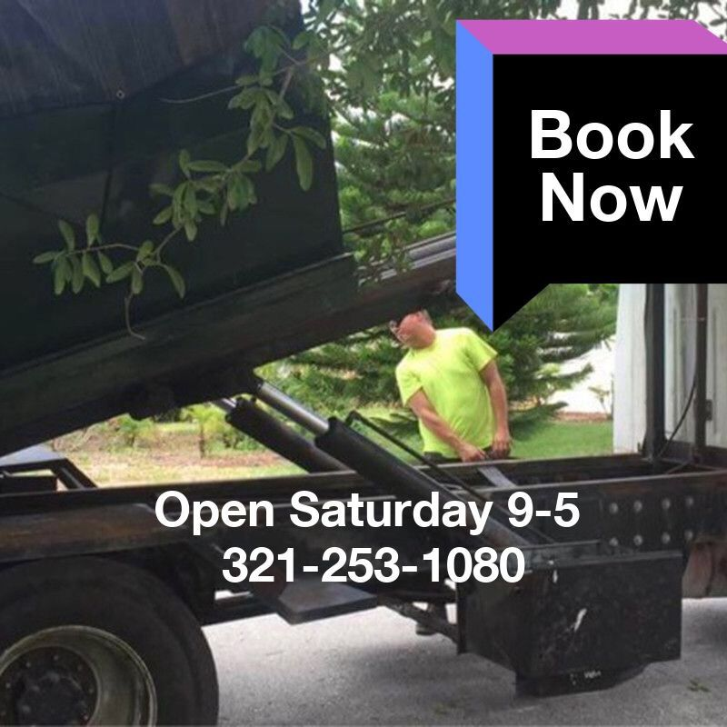 101 Reasons To Rent A Roll Off Express Roll Off Dumpsters Brevard County Fl Roll Off Dumpster Brevard County Dumpster Rental