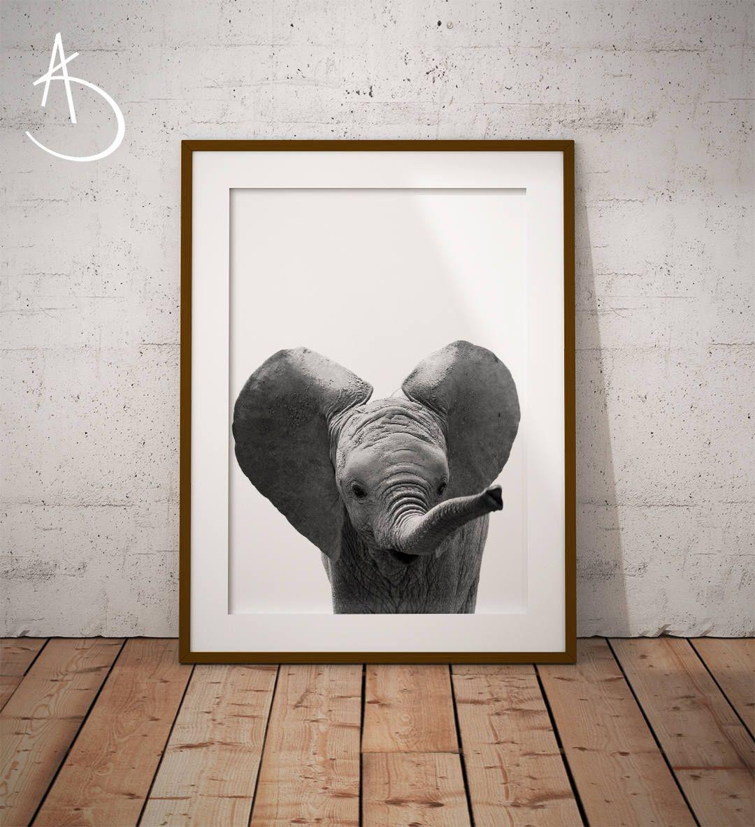 Beautiful Elephant Nursery Ideas
