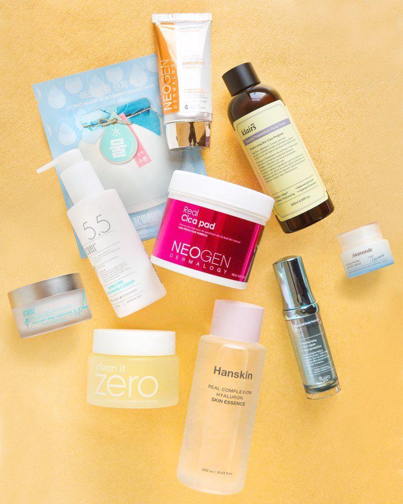 10 Step Korean Skin Care Routine Set For Dry Skin Type Skin Care Routine Steps Korean Skincare Routine Dry Skin Care Routine