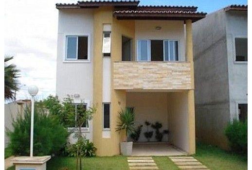 Casas peque as y bonitas de dos plantas casas for Disenos de casas pequenas de dos plantas