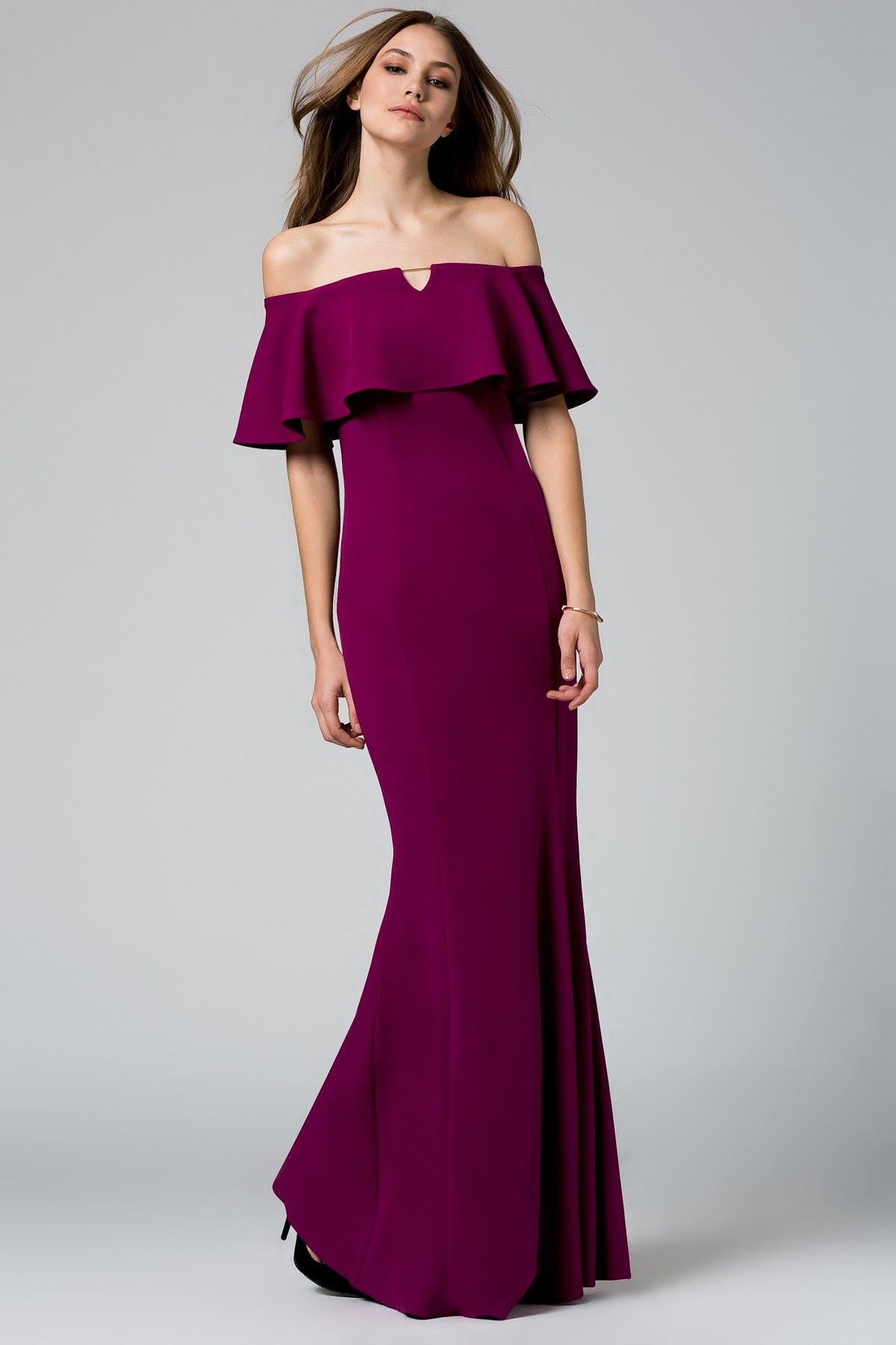 Fusya Volanli Elbise Mlwss16fz0491 Wedding Dresses Dresses Fashion