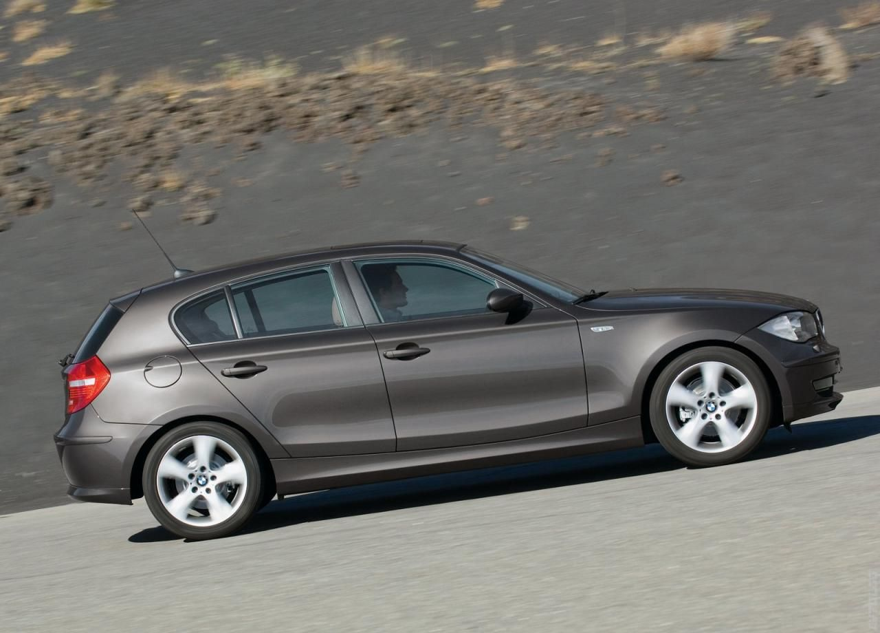 2008 BMW 1 Series 5 door | BMW | Pinterest | BMW, BMW Series and Cars