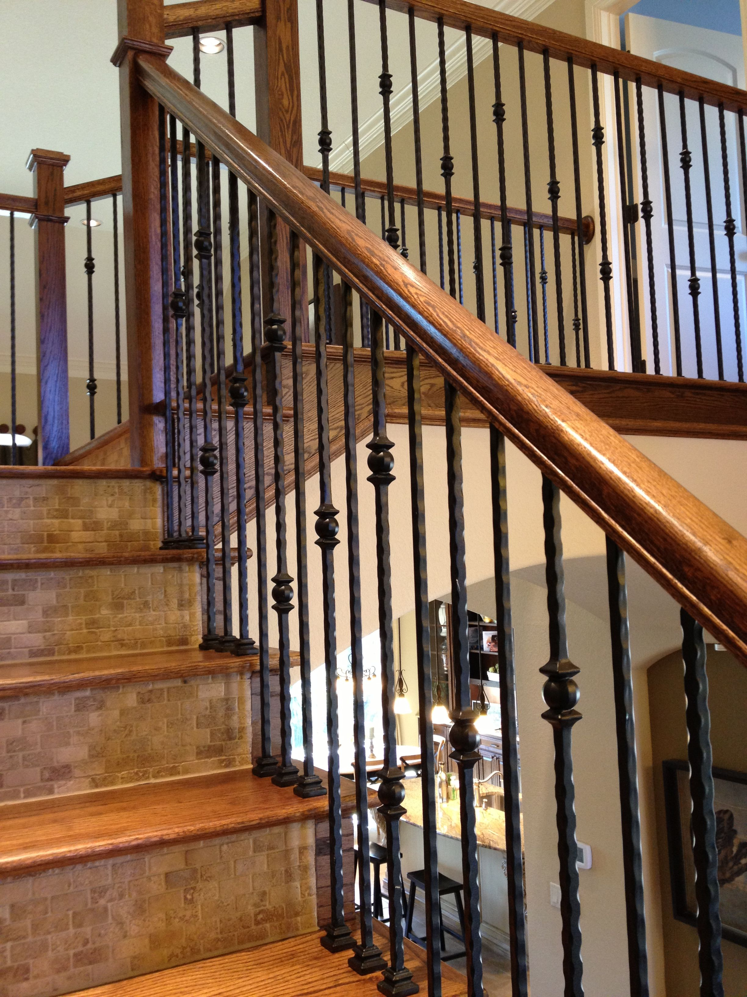 Best Railing Indoor Railing Home Decor Wrought Iron Stairs 640 x 480