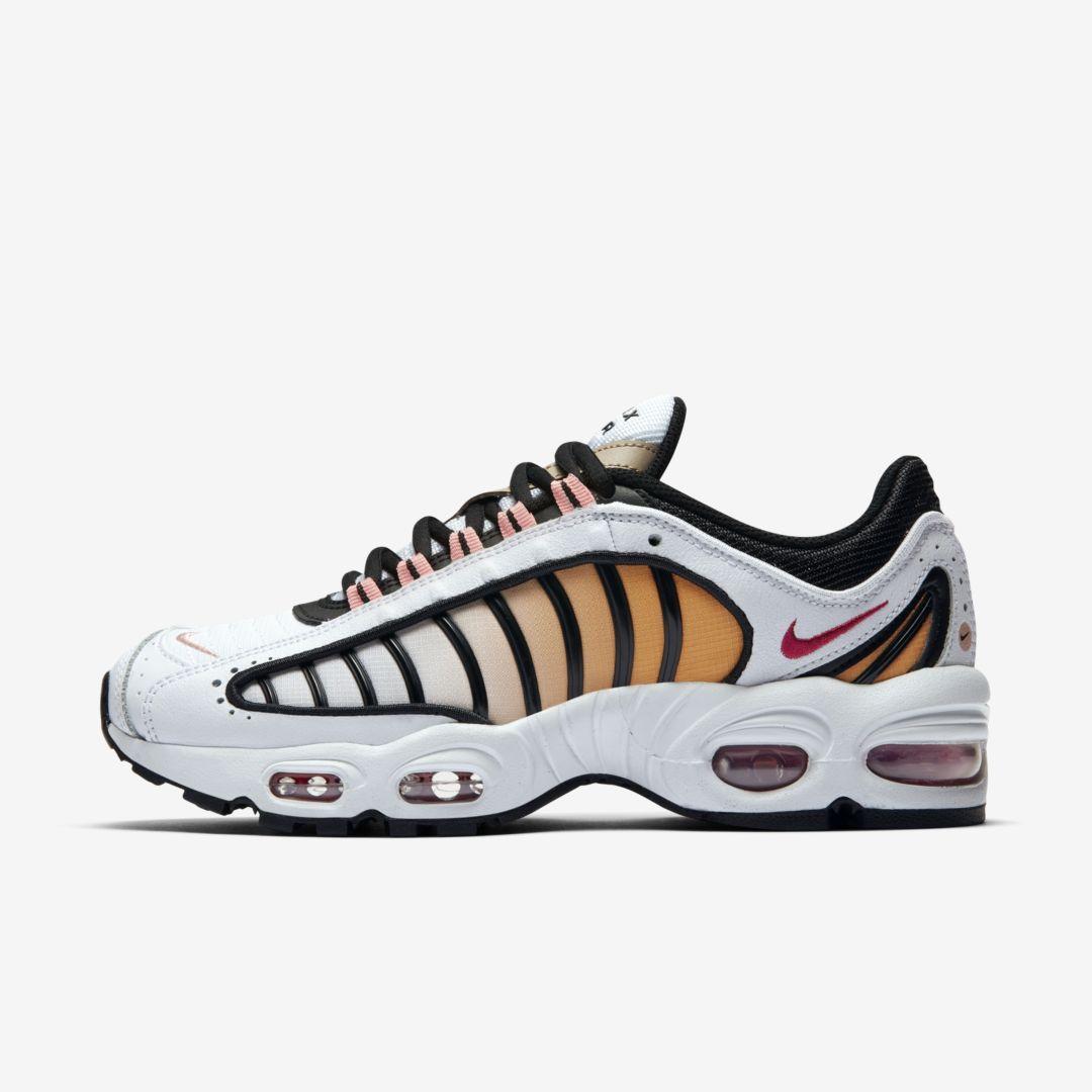 Nike Air Max Tailwind 4 Women's Shoe (White) in 2020 | Nike
