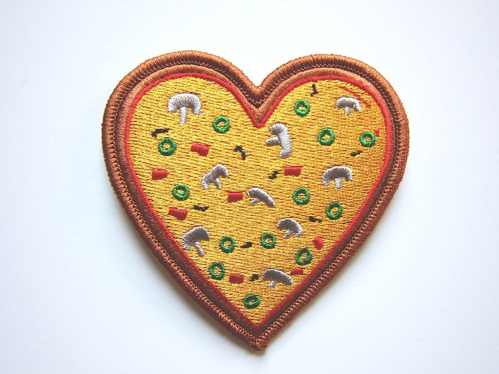 Image of Pizza My Heart Patch