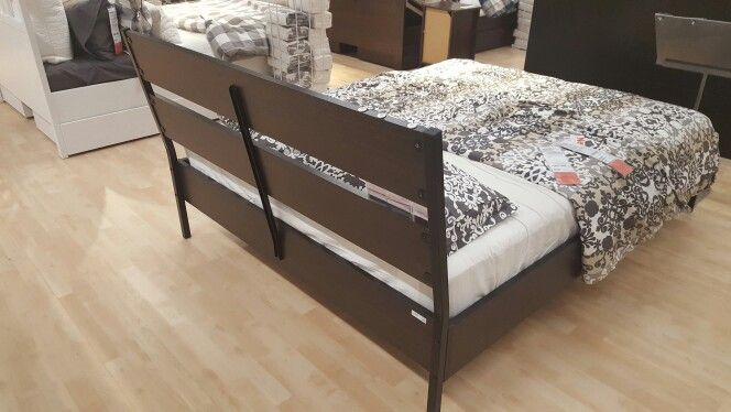 Ikea Trysil Queen Bed Luroy Base And Hasvag Mattress Translation My New Bed 378 Bed New Beds Trysil