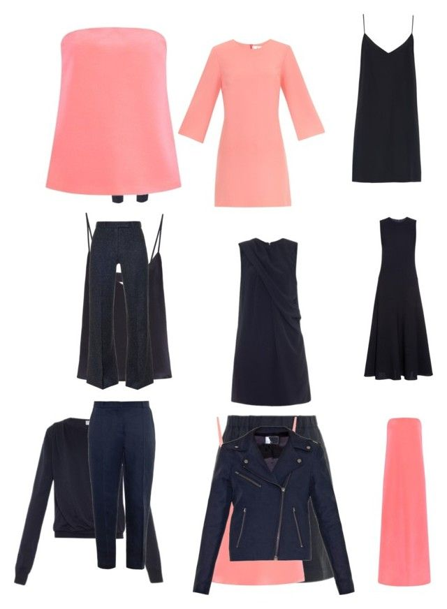 """""""Untitled #2777"""" by luciana-boneca on Polyvore featuring Raey"""