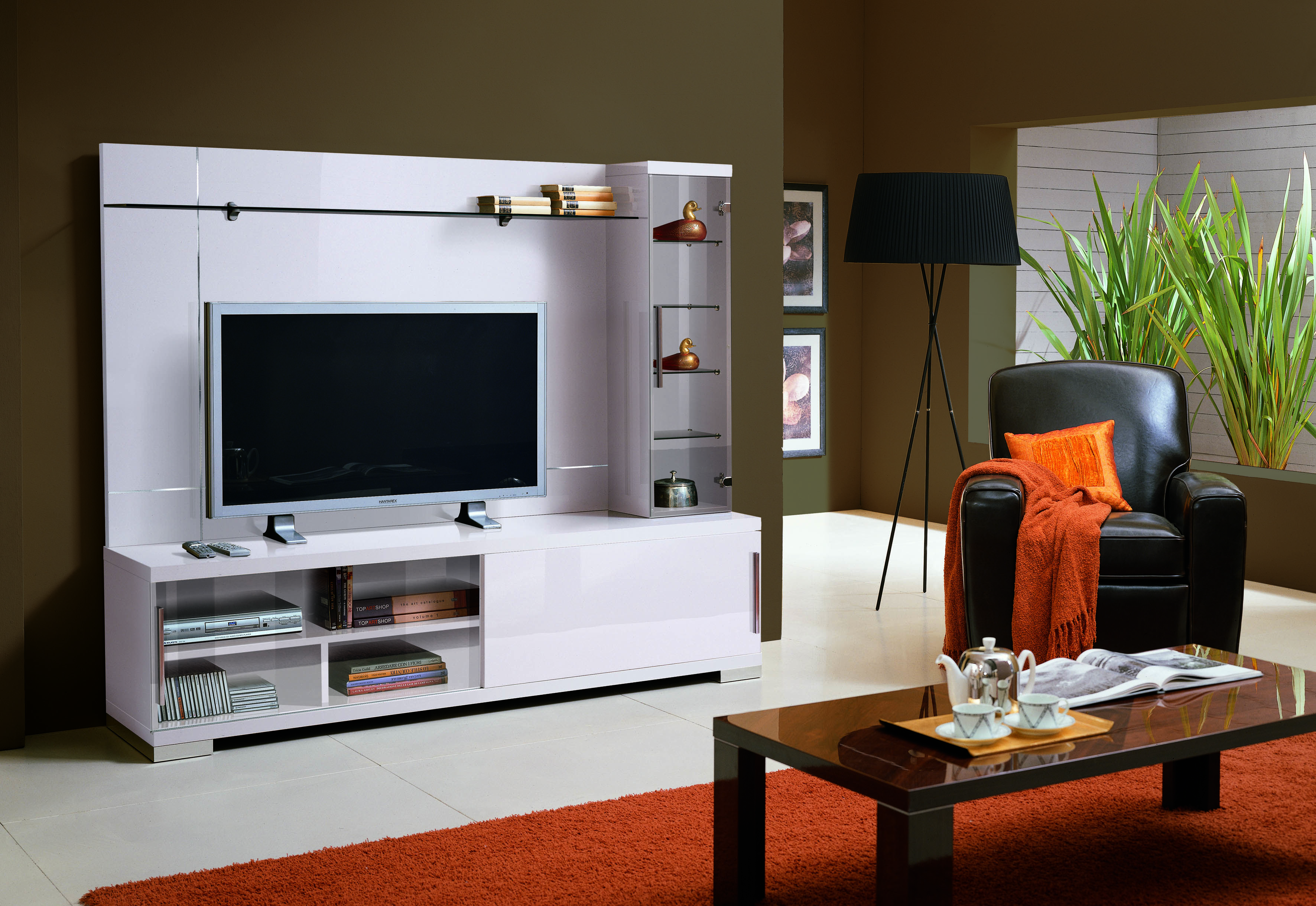 Discover the Asti Contemporary Entertainment Center Pjas0632W By Alf ...