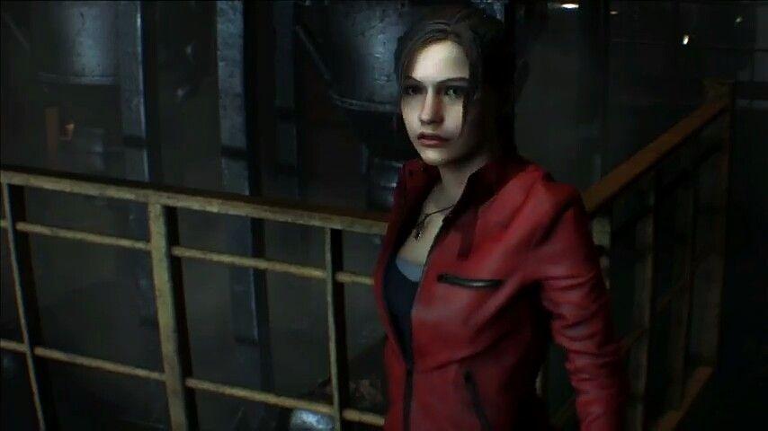 Claire Redfield Resident Evil 2 Remake Resident Evil Black
